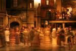 old ghosts - 'La Boheme'
