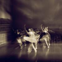 ghost ballerinas