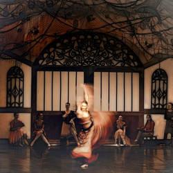 ghost ballerina.