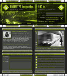 web template - cohortatio 12