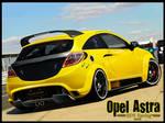 NoxiouS DesigN Opel Astra