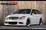 NoxiouS DesigN Mercedes C63