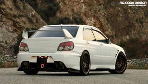 NoxiouS DesigN Subaru Impreza