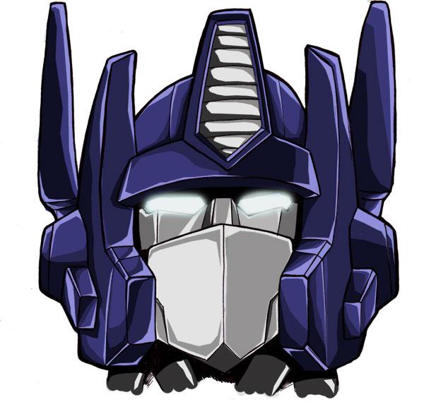 G1 Optimus Prime Head Coloured by studiogdp on DeviantArt  G1 Optimus Prim...