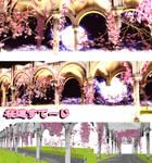 . : DL SERIES : . Sakura-do stage