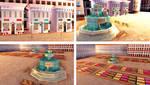 . : DL SERIES : . Flowerbed Square