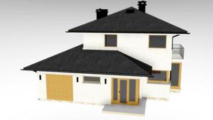 .: DL House :. by NightLightStar01
