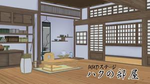 .: DL SERIES :. Haku's room 1.0