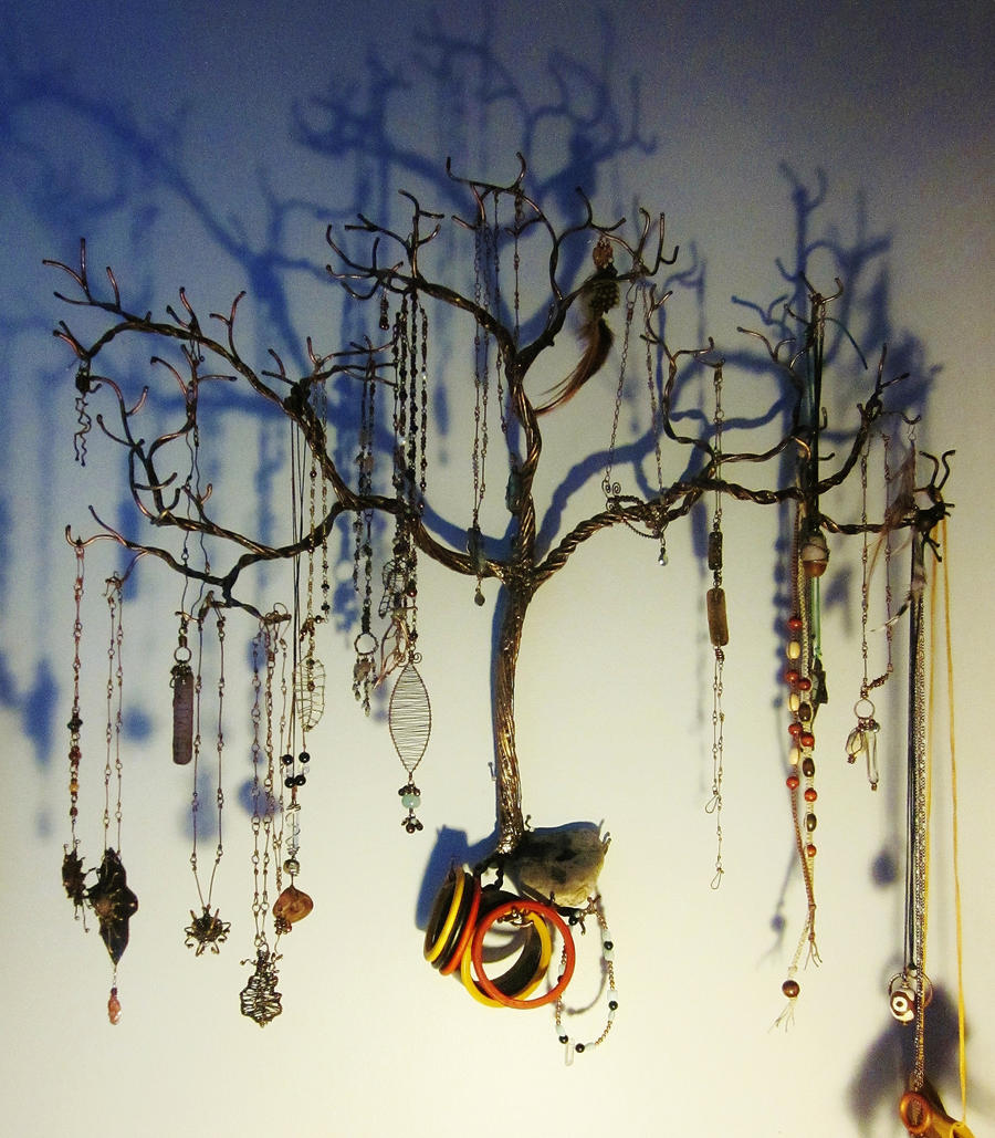 Weeping Willow Jewelry Tree3 By Mystic