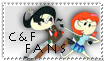 C and F Stamp by DBluver