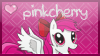 Request Pinkcherry Stamp by DBluver