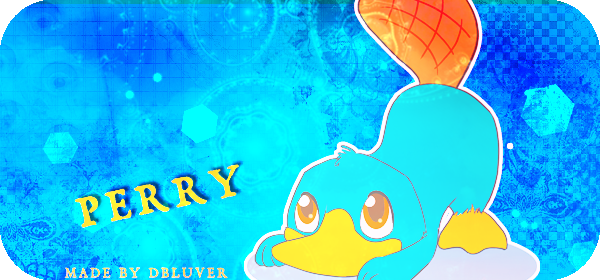 Perry Signature by DBluver