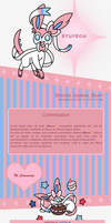 Sylveon Journal preview by DBluver