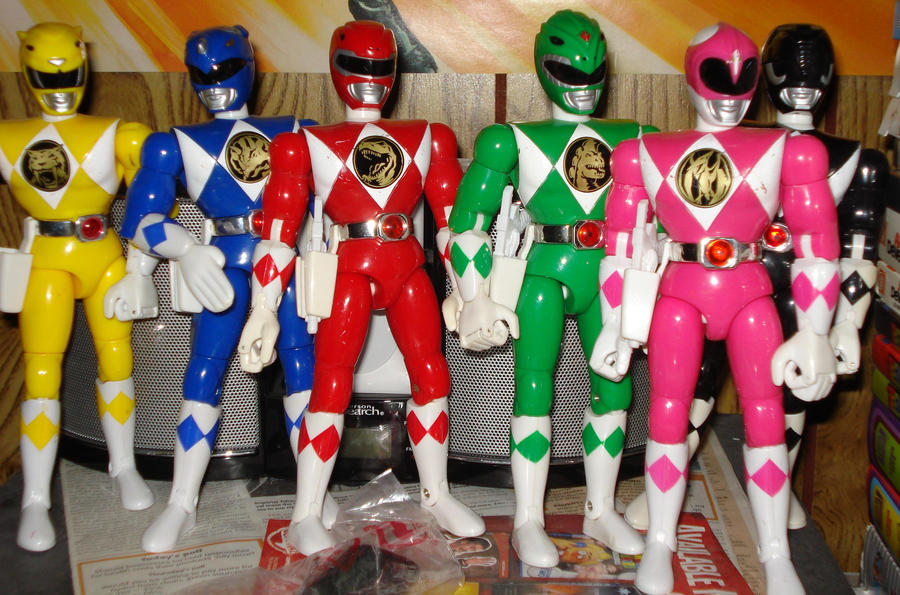 Best Power Ranger Toys And Action Figures : Hit vintage christmas toys furbys guff
