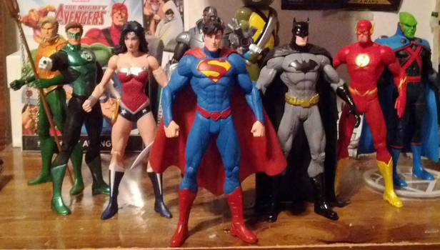 New 52 Justice League
