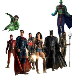 My Custom Movie Justice League by JMoney667
