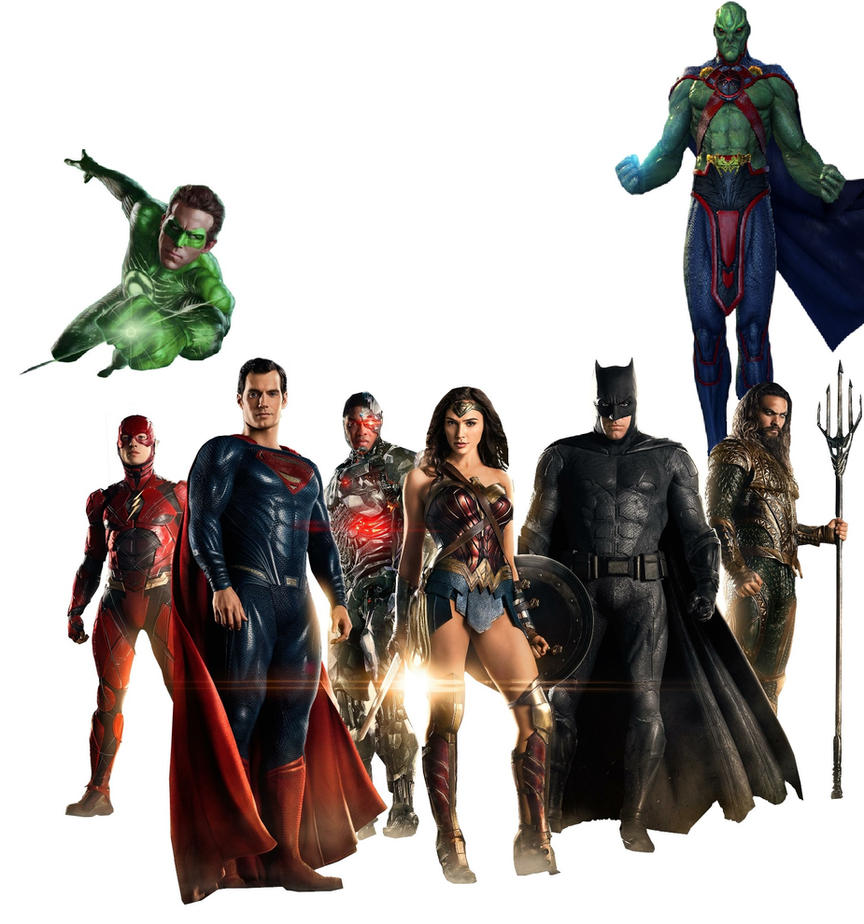 My Custom Movie Justice League by JMoney667
