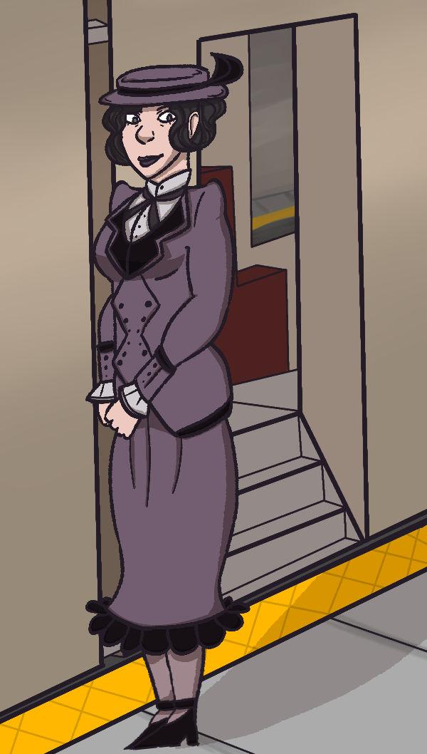 Nora M. Potter