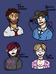 Paranormal Activity Investigation Gang