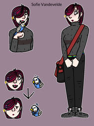 Sofie Character Sheet