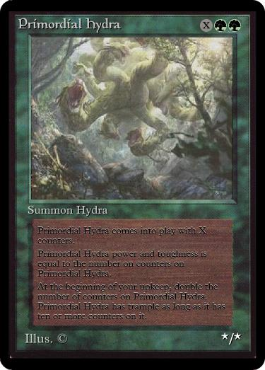 Primordial Hydra by Tommo999 on DeviantArt