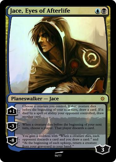 Jace Eyes of Afterlife by Tommo999