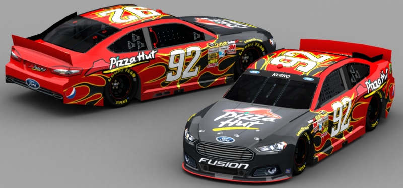 92 Pizza Hut Ford Fusion By Jacobc62 On Deviantart