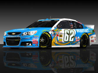 2015 2nd Chance Motorsports Walmart Chevy by jacobc62