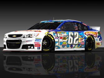 2015 2nd Chance Motorsports Hot Wheels Chevy by jacobc62