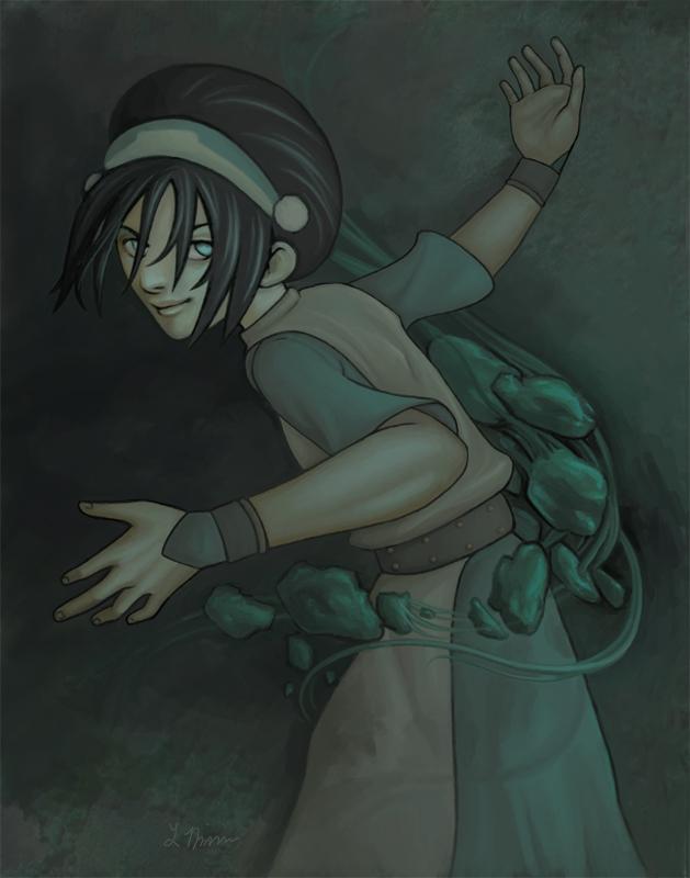 Avatar by DarkVigilante on DeviantArt
