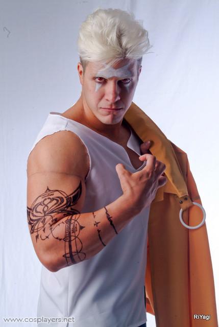 Scar - Fullmetal Alchemist by Joe-Zuko