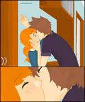 Forced Kiss 'W-Whaa-N'