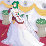 Here Comes the Bride: Elincia! by Mairodia