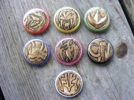 Power Rangers Power Coins