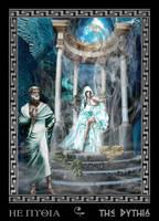 The Pythia by BlackWolf-Studio