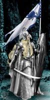 Silver Elf Maiden