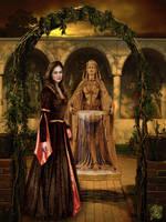 Catelyn Tully by BlackWolf-Studio