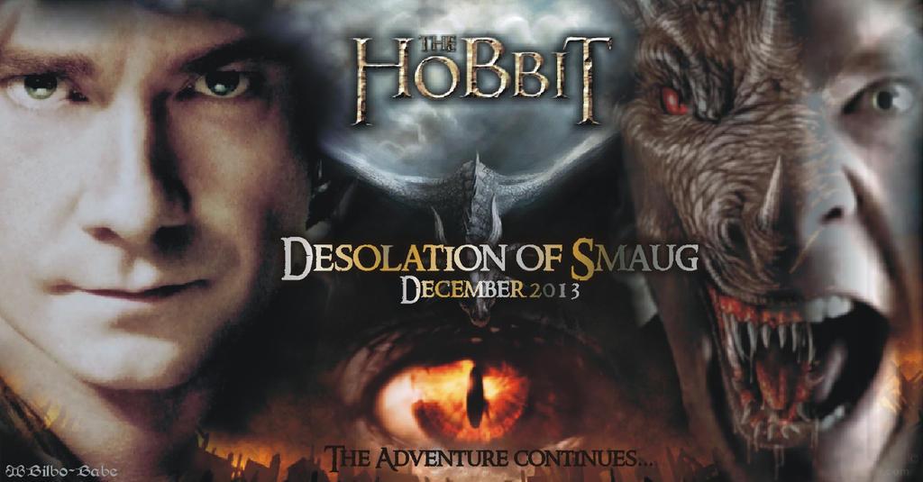 Bilbo Baggins Vs. Smaug Cumberbatch By LadyCyrenius ...