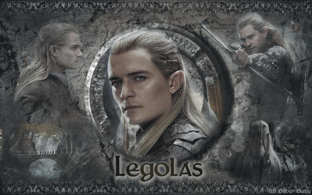 Legolas Greenleaf -Prince of Mirkwood by LadyCyrenius on ...