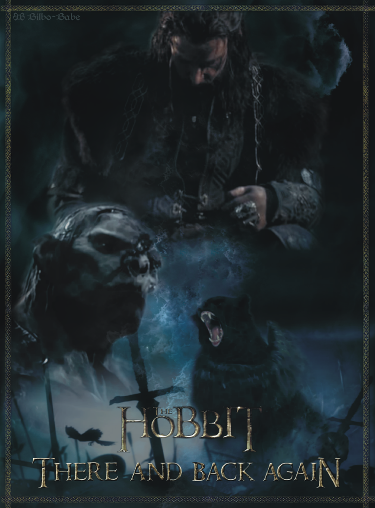 The hobbit there and back again wallpaper