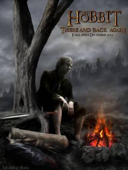Bilbo Baggins - a lonely boy
