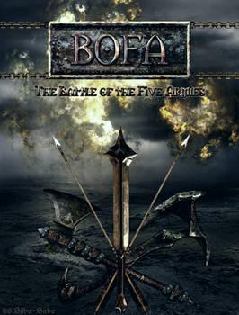Poster -Battle of Five Armies-