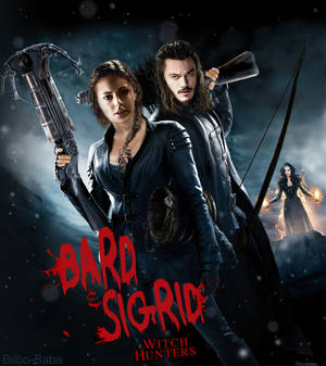 Bard and Sigrid, the Witch Hunters (Part 1)
