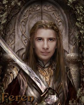Feren - Captain of Mirkwood