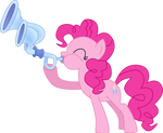 Pinkie Pie and the Crystal Horn