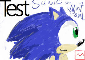 Sonic The Hedgehog -test- by three3world