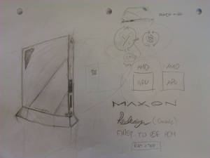 Maxon - Revised Console Concept