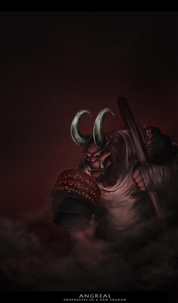 Angreal: demon01 by Jerner on DeviantArt