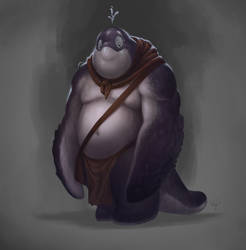 Character Concept: Willeh by Jerner