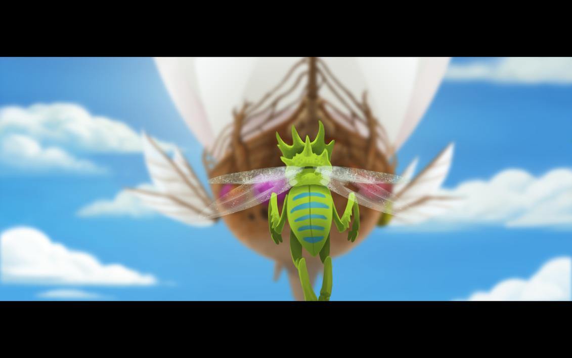Skycrown Trailer: Sailboat by Jerner